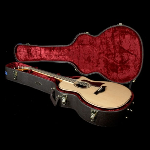 2015 Taylor Used 2015 Taylor 814ce Grand Auditorium Acoustic/Electric Guitar Natural Excellent, $2,799.00