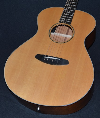 2016 Breedlove Premier Concert Mahogany  Natural, Brand New, Original Hard