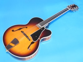 "2016 Campellone Standard 16"" Archtop"