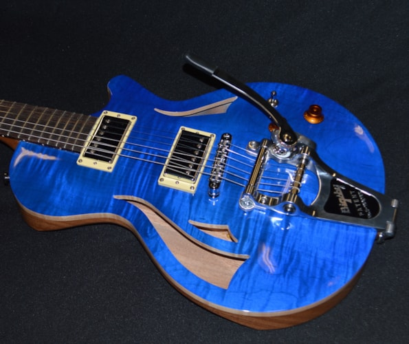 2016 CMG Ashlee Deep Ocean Blue, Brand New, Original Soft, $1,459.00