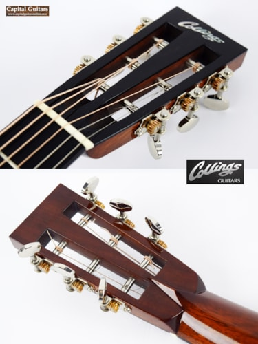 2016 Collings 0001 MH Natural, Excellent, Original Hard
