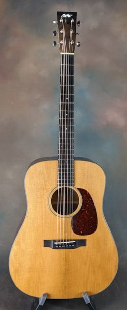 2016 Collings D-1A Baked Top
