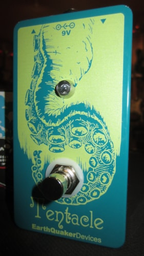 2016 EarthQuaker Devices Tentacle Octave Up Green, Brand New, Original Soft