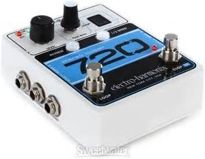 2016 Electro-Harmonix 720 Stereo Looper Brand New, Call For Price!