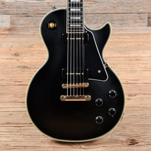 Epiphone Inspired by 1955 Les Paul Custom Black 2016