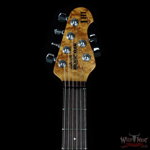 2016 Ernie Ball Musicman Ernie Ball Music Man Luke III Bodhi Blue HH Bodhi Blue, Brand New, $1,999.00