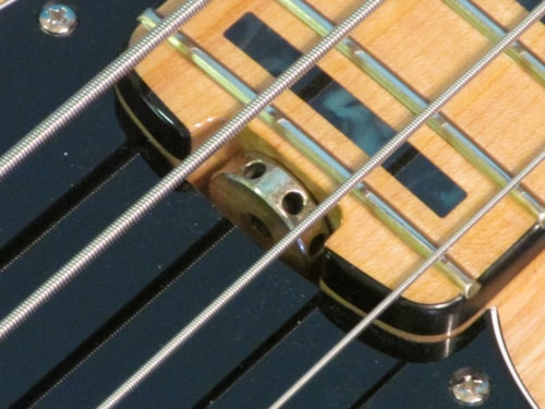 2016 Fender American Elite Jazz Bass Natural, Mint, Original Hard