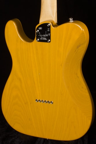2016 Fender® American Elite Telecaster® Butterscotch Blonde, Brand New, Original Hard