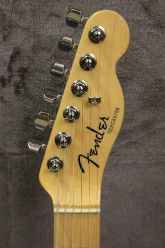 2016 Fender American Elite Thinline Natural