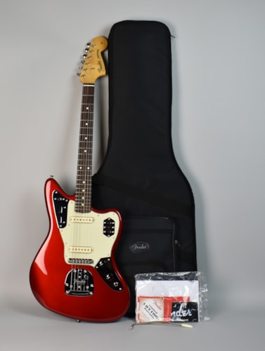 2016 Fender Classic Series Jaguar Candy Apple Red, Brand New, Original Soft, $824.00