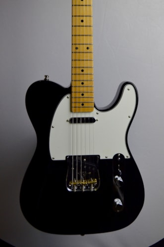 2016 Fender Custom Shop Post Mod Telecaster Black, Near Mint, Original Hard, $2,395.00