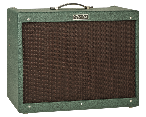 2016 Fender Hot Rod Deluxe Emerald Oxblood Cannabis, Brand New, $719.99
