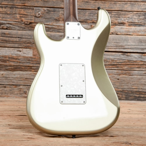 Fender Limited Edition American Pro Stratocaster Rosewood Neck Champagne 2016