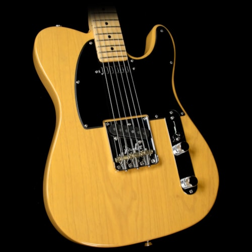 2016 Fender Used 2016 Fender American Pro Telecaster Electric Guitar Butterscotch Blonde Excellent, $1,299.00