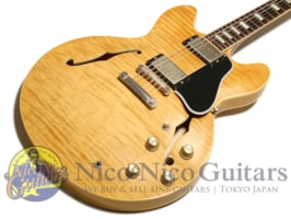 2016 Gibson Custom Shop Memphis '63 ES-335 Figured VOS