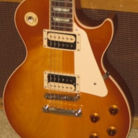 2016 Gibson Les Paul Standard Faded
