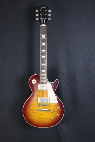 2016 Gibson Les Paul Standard Historic '59 VOS Sunburst, Brand New, Original Hard
