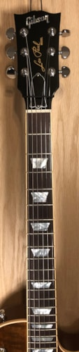 2016 Gibson Limited Edition Les Paul Standard Figured Walnut Natural