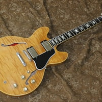 2016 Gibson Memphis Historic 1963 ES-335TDN Figured Hand Selected VOS (1963 Reissue)
