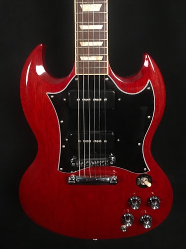 2016 Gibson SG Classic Cherry