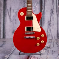 2016 Gibson Used  Gibson Les Paul Studio T, Radiant Red