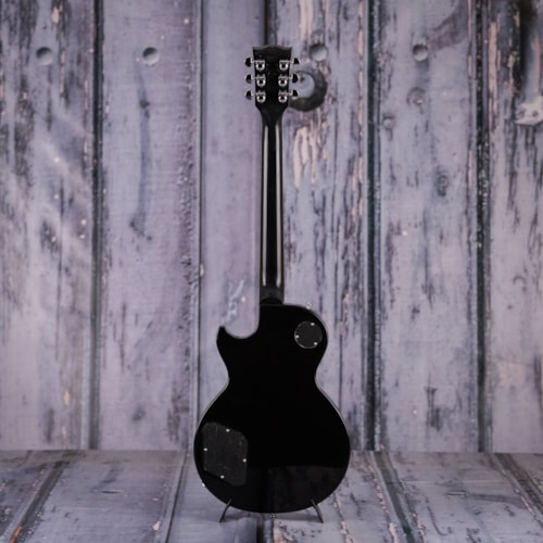 2016 Gibson Used  Gibson Les Paul Standard, Trans Black Very Good, $1,699.99