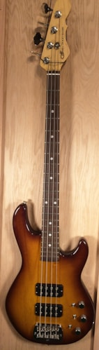 2016 G&L L-2000 Tobacco sunburst, Excellent, Original Hard, $1,175.00