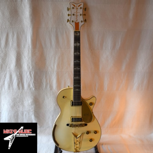 2016 Gretsch G6134-CS White, Excellent, Original Hard