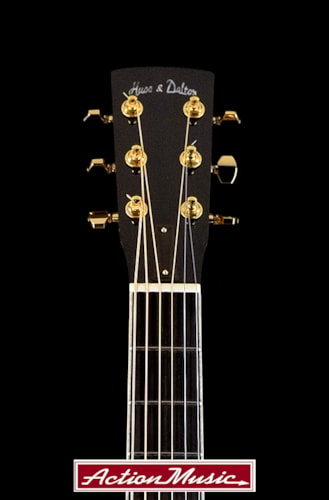 2016 Huss & Dalton CM Cutaway Custom Brand New Original Hard