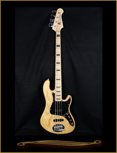 2016 Lakland Skyline Darryl Jones DJ-4 Natural, Brand New