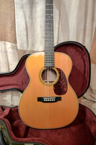 2016 Martin 000-28EC Natural, Excellent, Original Hard