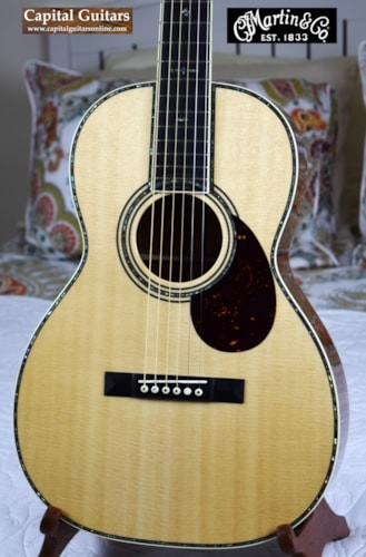 2016 Martin Custom 00-42 SC John Mayer Cocobolo Natural, Near Mint, Original Hard, $6,999.00