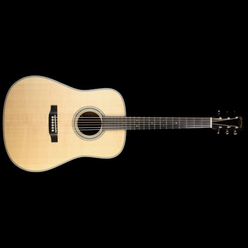 2016 Martin Used 2016 Martin Custom Shop Korina D-28 Acoustic Guitar Natural
