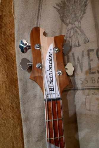 2016 Rickenbacker 4003  Mapleglo, Brand New, Original Hard, $1,875.00