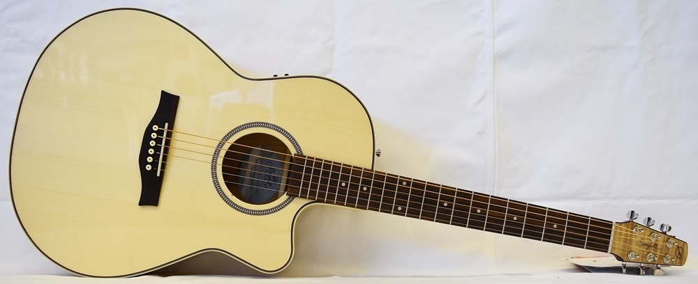 2016 SEAGULL Performer CW Folk Natural, Brand New, Call For Price!