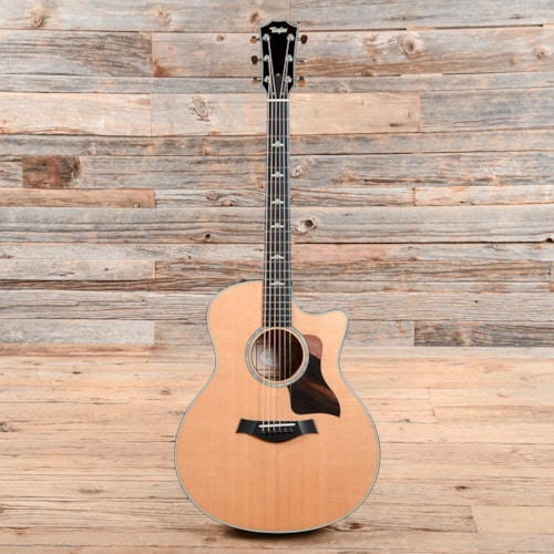 Taylor 616ce Grand Symphony Natural 2016
