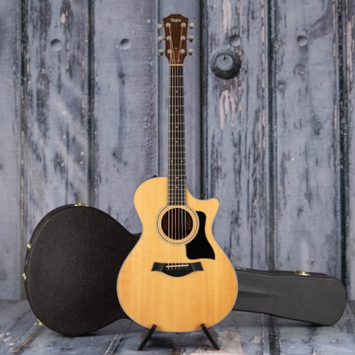 Used 2016 Taylor 312ce Acoustic/Electric, Natural