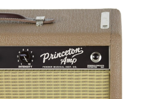 Fender Chris Stapleton '62 Princeton Brownface (1962 reissue)
