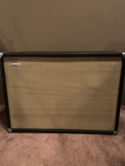 """~2017 Avatar 2-12"""" cabinet w/Tone Tubby 40/40 speakers"""