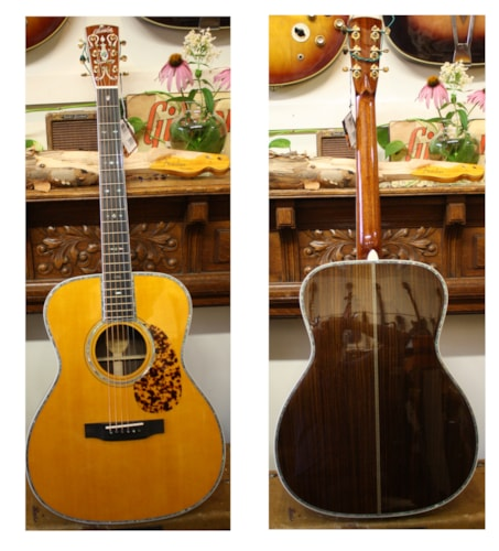 2017 BLUERIDGE BR-183 Brand New, Original Hard