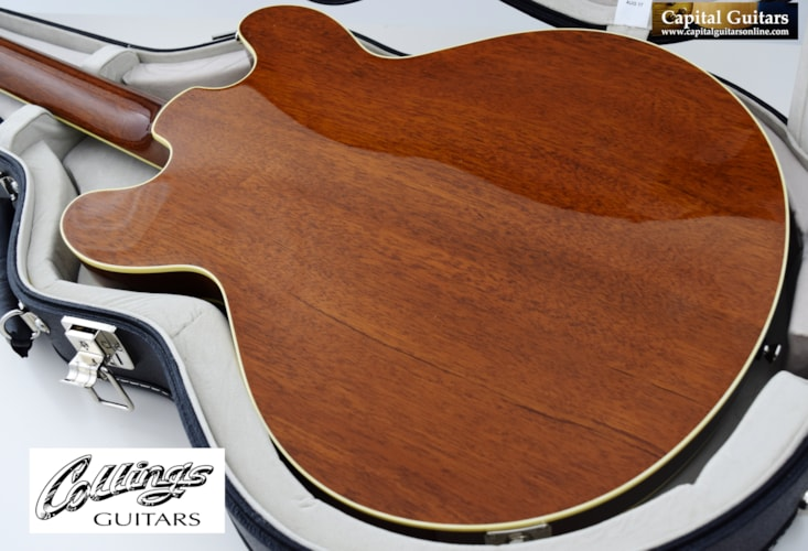 2017 Collings I-35 Deluxe Caramel