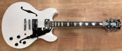 2017 D'Angelico Premier DC Hollow Body Electric Guitar