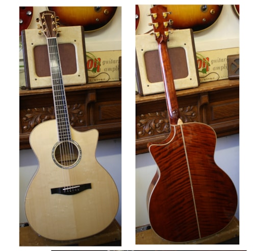 2017 EASTMAN AC622CE NATURAL, Brand New, Original Hard, $1,500.00