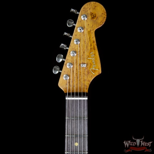 2017 Fender 2017 NAMM Fender Custom Shop 30th Anniversary LTD 1960 Roasted Stratocaster Relic 3 Tone Sunburst Faded 3 Tone Sunburst, Brand New, $3,999.00