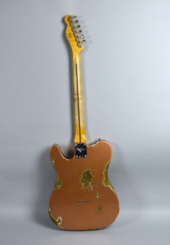 2017 Fender® '53 Reissue Custom Shop Telecaster® Copper, Excellent, Original Hard, $3,295.00