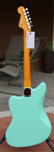 2017 Fender '60s Jazzmaster Lacquer Surf Green, Brand New, $924.99