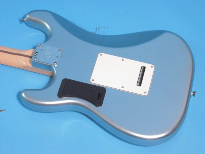 2017 Fender American Deluxe Stratocaster Plus Tone Cards Mystic Ice Blue, Mint, GigBag, $795.00