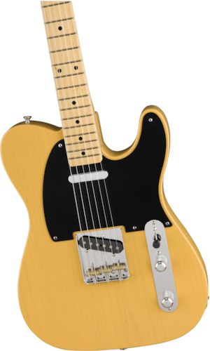 2017 Fender American Original 50's Telecaster Butterscotch Blonde, Brand New, Original Hard