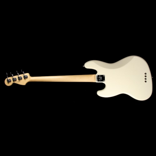 2017 Fender American Pro Jazz Bass Olympic White 2017