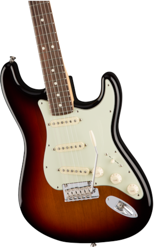 Fender Clearance Sale - Fender American Pro Stratocaster 3-Color Sunburst, Brand New, Original Hard